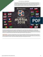 Info Judi Piala Dunia - Ligaboladunia