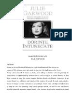 Julie Garwood Buchannan Renard 3 Dorinte Intunecate