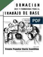 Formacion de Formadorxs de Base FPDS 2009