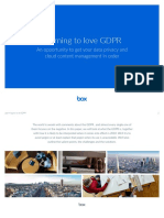 Brochure Box Learning to Love Gdpr