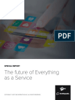 The Future of Everything as a Service