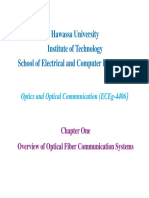 01-Overview of Optical Fiber Communication Systems