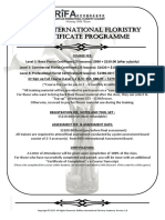 1. RiFA International Floristry Certificate Programme (Ver 2017.2)