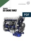 Volvo D13 Engine Family