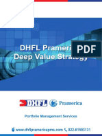 DHFL Pramerica Deep Value Strategy PMS