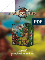Skull Tales Manual KS SPA