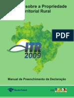 ManualPreenchimentoDITR2009[1]