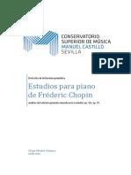 Evolución de La Literatura Pianística
