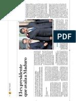 Yolanda Vaccaro sobre Maduro y Zapatero.pdf