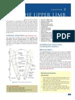 Chapter 2 - Upper Limb
