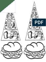 Piramide Nutricional Imagen