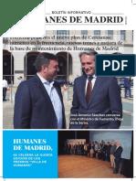Boletín informativo Grupo Popular Humanes de Madrid Mayo 2018