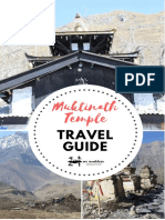Muktinath Temple Tour