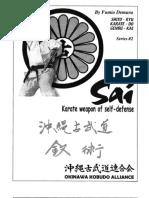 Weapon Sai