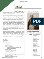 Dossier - Giuseppe Garibaldi