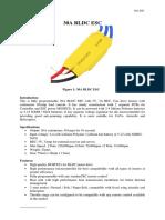 30A BLDC ESC Product Manual