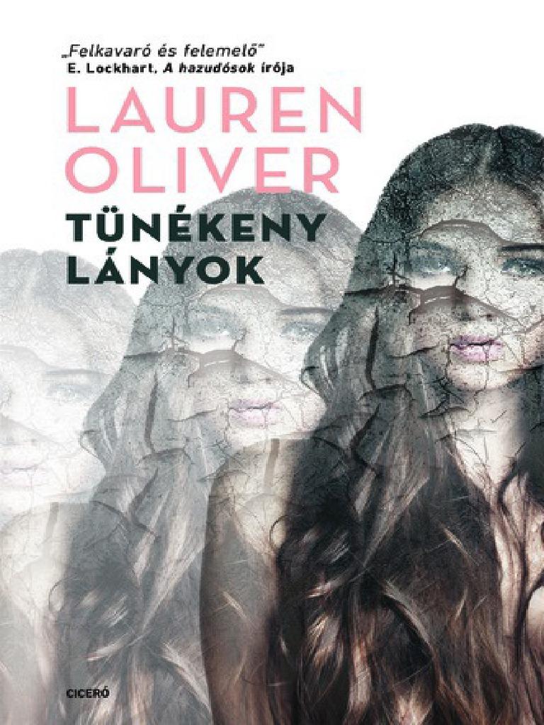 Lauren Oliver - Tünékeny lányok.pdf a97954822a