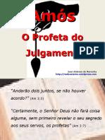 Livros Profeticos Amc3b3s