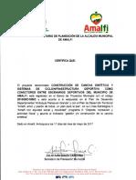 4.3. Certificado PDM