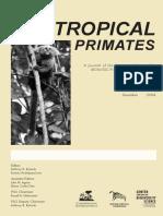 Neotropical Primates Vol.12 Number 3