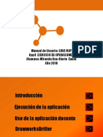 ManualCAVE RUP App3 MirandaOlarte