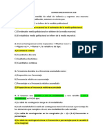 EXAMEN Teórico 1ª Conv. Bioestadistica