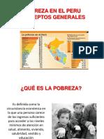 Pobreza en El Peru (1)