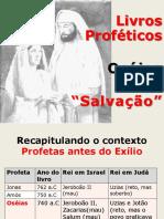 Livros Profeticos Oseias