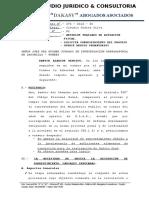 Absuelve Acusación Fiscal Danvin Alarcon Rengifo