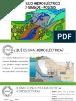 Complejo Hidroeléctrico Río Grande - Rositas