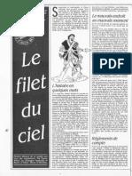 Scénario CB #52 - WJRF - Le Filet Du Ciel