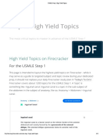 USMLE Step 1 High Yield Topics.pdf