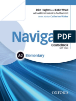 Navigate a2 - Coursebook
