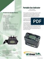 Riken FI-8000P Datasheet