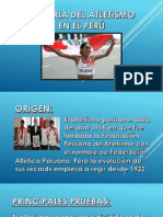 ATLETISMO PERUANO