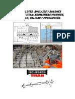 01 Normativa Europea Española Micropilotes Anclajes
