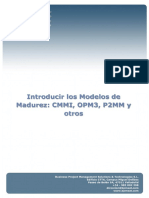 Introducir Modelos Madurez