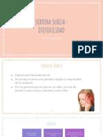 Sordera Subita y Ototoxicidad (1) (1)