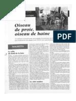 Scenarii CB #71 & 74 - WJRF - Oiseau de Proie, Oiseau de Haine & Les Robes Grises (1)