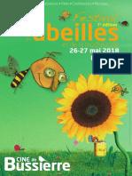 Programme Festival Des Abeilles 2018