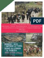 ACTIVISTAS PRESOS ASESINADOS DESAPARECIDOS 1990-2015 (LISTA INICIAL)(F).pdf