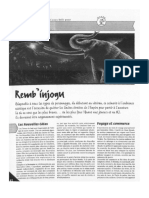 Scénarii CB #99 & 100 - WJRF - Remb'Injogu & La Danse Du Rat