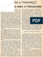 Straubinger, M. Juan - Discusion sobre el Milenarismo.pdf