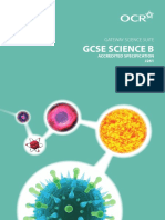GCSE Gateway Science Suite B