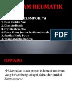 CL KELOMPOK 7A DEMAM REUMATIK.pptx