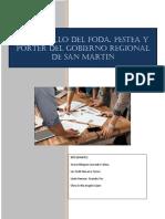 Foda, Pestea, Porter Del Gobierno Regional de San Martin