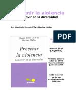 2.-La Socializacion Yla Violencia Primaria