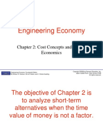 MSE604 Ch. 2 - Cost Concepts _ Design Economics (Revised)