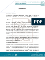 26. ENERGÍA Y MATERIA , saber 11°, química, G.G, D.21