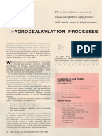 HYDRODEALKYLATION PROCESSES